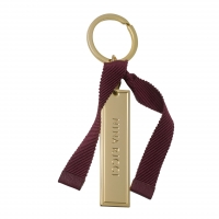 Porte-clefs Evidence Burgundy