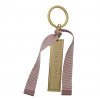 Porte-clefs Evidence Sandy Pink